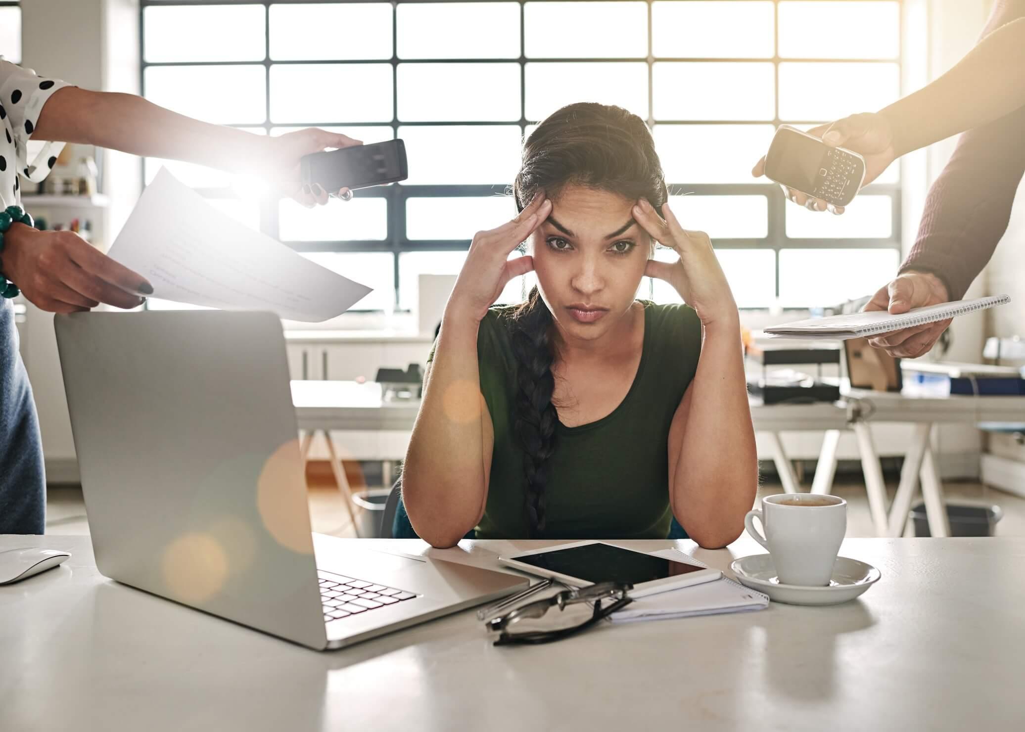 3 straightforward ways to avoid work overload