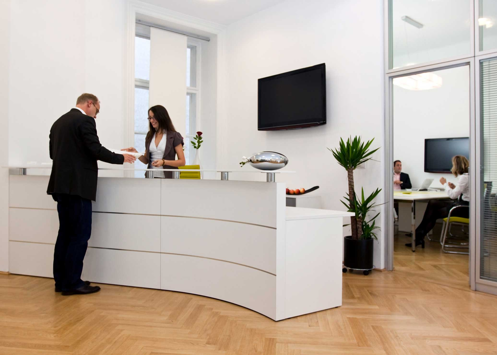 7 receptionist skills that impact an entire firm