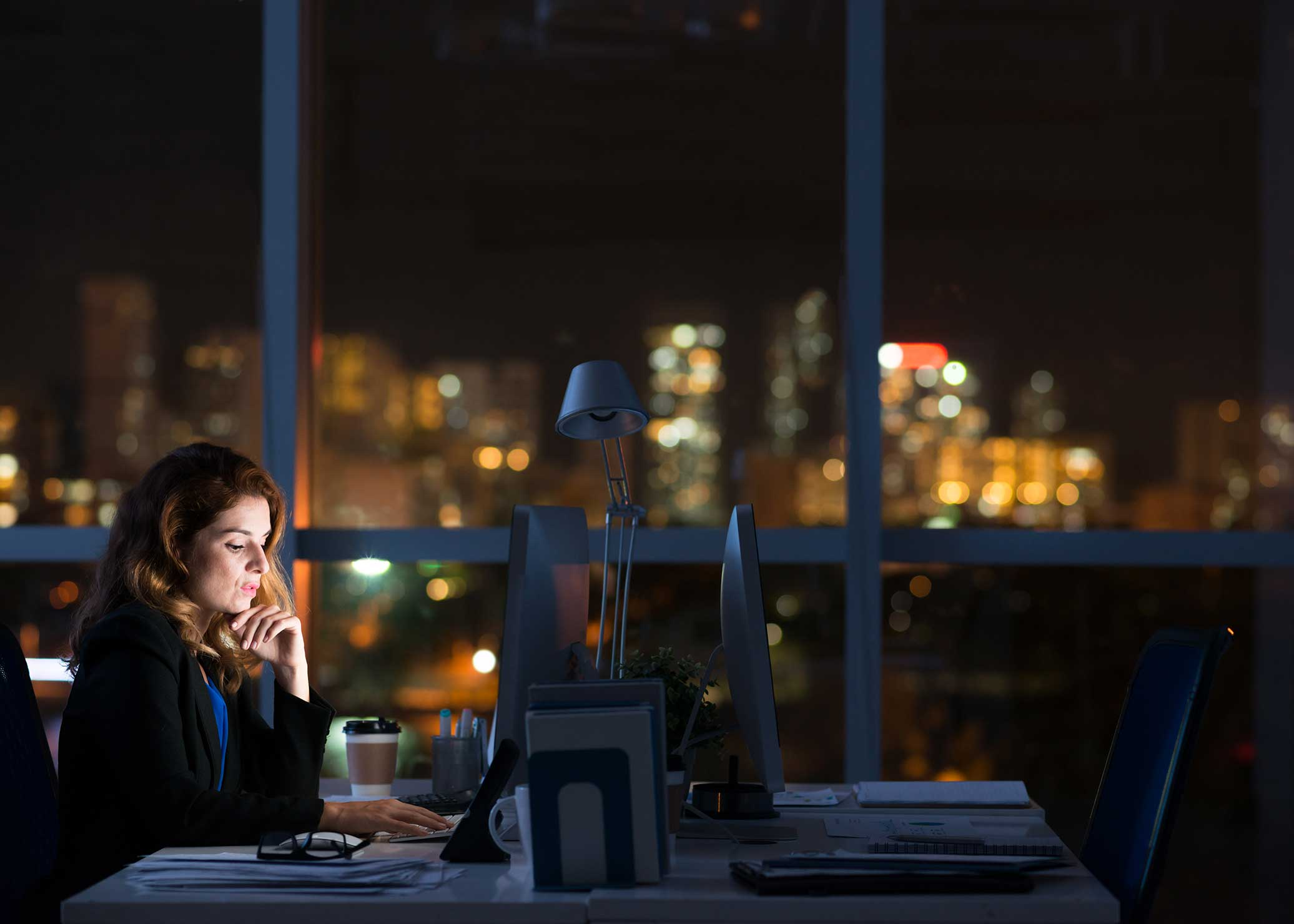 could working overtime make you less productive