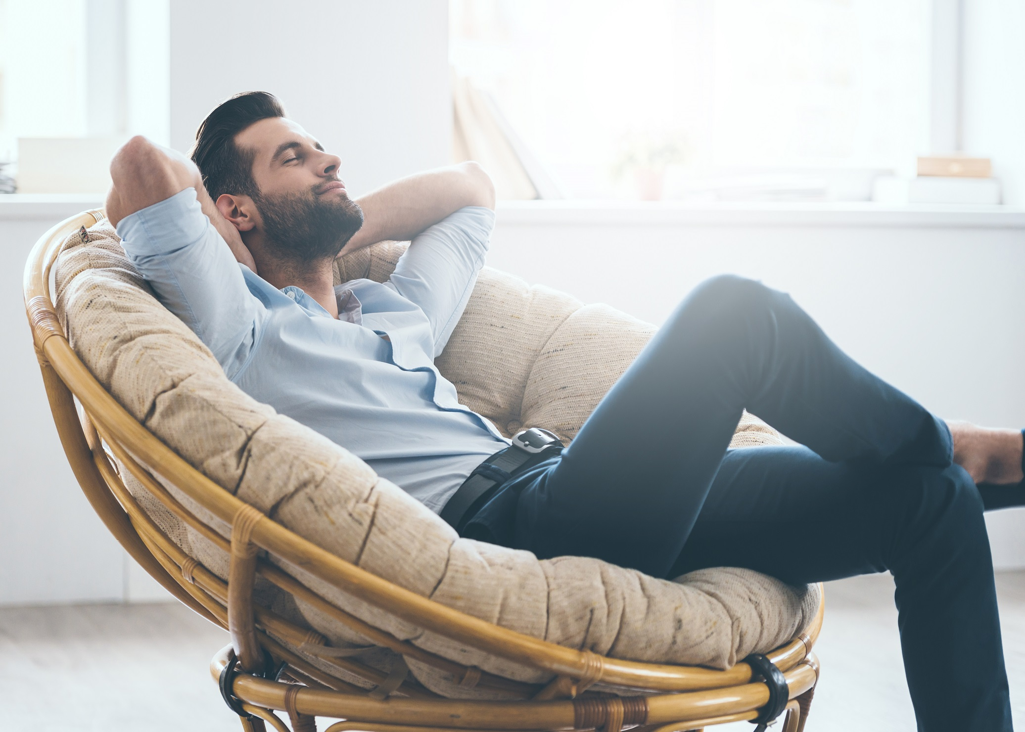 how to be productive by doing nothing