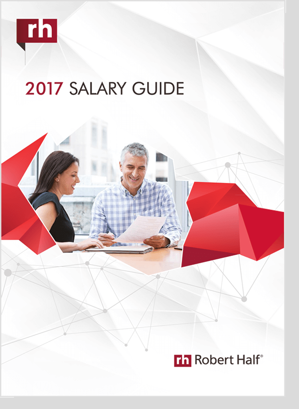Australian 2017 Salary Guide Download