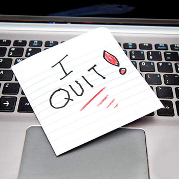 How to quit