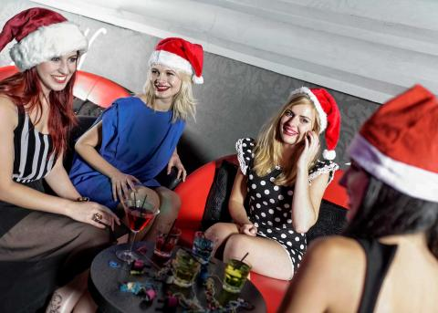 5 Christmas party ideas the office will never see coming
