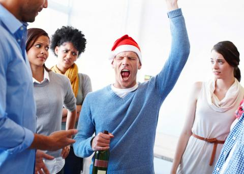 Office Christmas party dos and don'ts