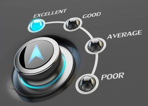 Performance reviews with talent management software