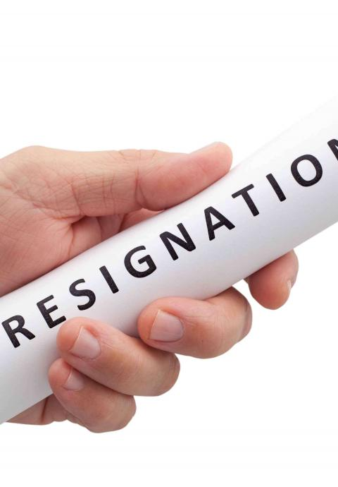 Resignation | Robert Half