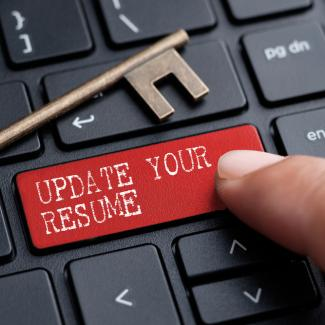 How to update a resume to keep pace with technological change